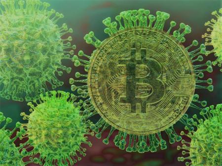 Биткоин и Эфир упали из-за коронавируса
